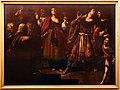 Rutilio manetti, sofonisba si suicida col veleno davanti a massinissa, 1623-24.jpg