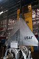 Ryan X-13A-RY Vertijet PlanformR R&D NMUSAF 25Sep09 (14599833542).jpg