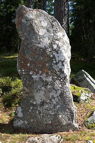 Södermanland Runic Inscription 292 - Sö 292 is located in Bröta.