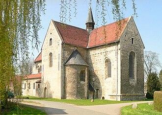 Süpplingenburg - Image: Süpplingenburg Kirche