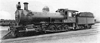 South African Class 8E 4-8-0