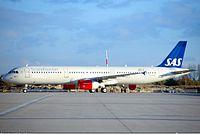 OY-KBK - A321 - SAS