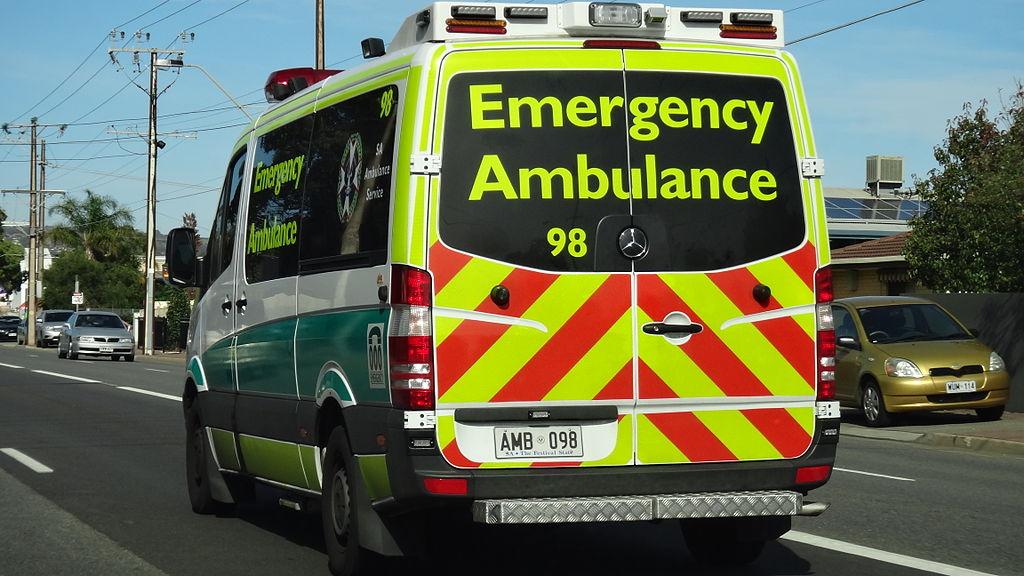 SA Ambulance Service - Mercedes-Benz Sprinter (14260842401)