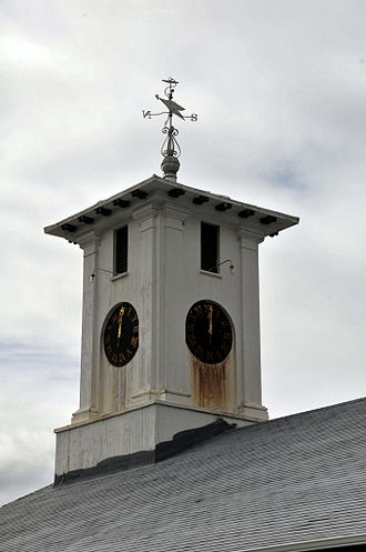 Thwaites & Reed - Thwaites clock in Simon's Town, South Africa, still in full working order