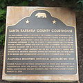 SB CountyCourthousePlaque 20150914.jpg