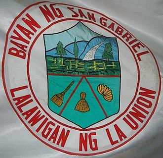 San Gabriel, La Union - Image: SG La Union 8517b 02