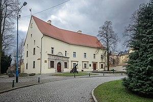 Chojnów - Image: SM Chojnów Zamek(2) ID 593385