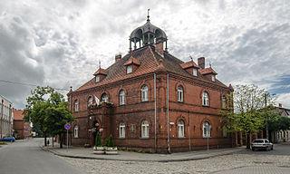 Gniewkowo Place in Kuyavian-Pomeranian Voivodeship, Poland