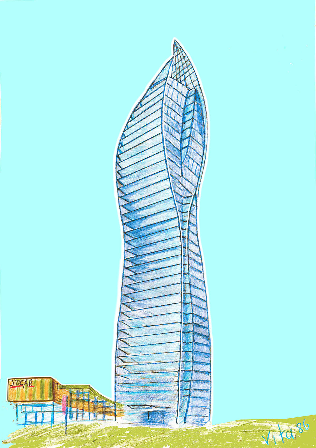 Socar Tower Wikipedia