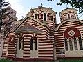 SPC Vavedenja Bogorodice u Orlovatu - južna fasada.jpg