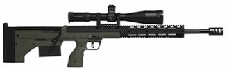 Desert Tech SRS - A Stealth Recon Scout in .338 Lapua Magnum