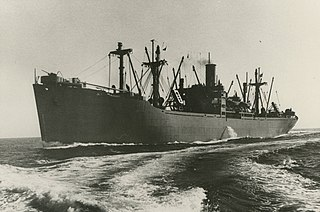SS <i>Baylor Victory</i> American WWII Victory ship