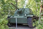 SU-76i in the Great Patriotic War Museum 5-jun-2014.jpg