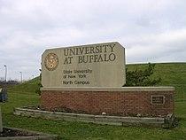 SUNY Buffalo entrance sign.JPG