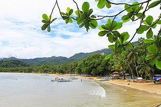 Puerto Princesa - Sabang Beach