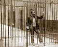 Sabino Arana in Larrinaga prison, 1895.jpg