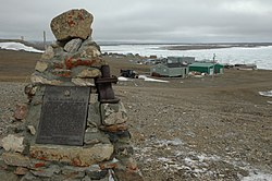 Sachs Harbour cairn and community 01.jpg