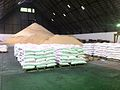 Sacks of raw sugar in the Philippines.jpg
