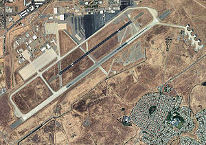 Mather Air Force Base - 2006 USGS airphoto