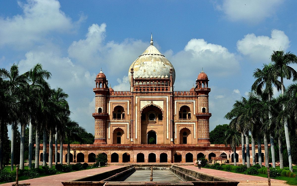 Tomb of safdar jang wikipedia for Spaces architects safdarjung