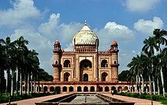 Safdar Jang's Tomb, Delhi .jpg