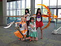 Sailor Moon cosplayers at FanimeCon 2010-05-30 3.JPG