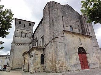 Saint-André-de-Cubzac - Church of Saint-André