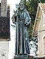 Saint-Astier statue Asterius.JPG
