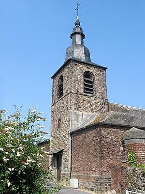 Saint-Denis, Mons - Image: Saint Denis (Mons) JPG00