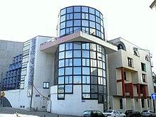 Roland castro architecte wikimonde for Castro architecte