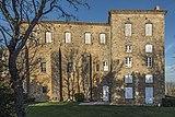 Saint-Félix-Lauragais - Le château façade Sud-Ouest.jpg