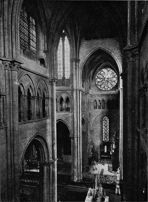 La cath drale de lyon ii 7 wikisource for Bergers interieur