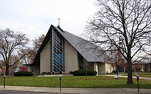 Saint Christopher Catholic Church (Columbus, Ohio) - exterior.jpg