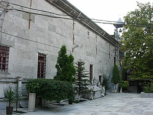 Church of St. Mary of the Spring (Istanbul)