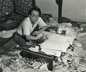 Ango Sakaguchi - Ango Sakaguchi (1946)
