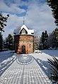 Sale Old Hall Dovecote (now in Walkden Gardens).jpg