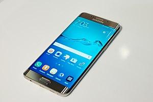 Samsung Galaxy S6 - Image: Samsung Galaxy S6 edge+