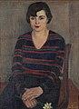 Samuel Finkelstein Portret żony 1928.jpg