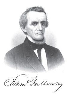 Samuel Galloway American politician