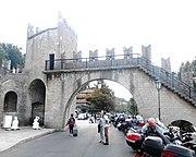 San Marino Wall