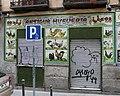 San Vicente Ferrer 28 (Madrid) - Huevería 01.jpg