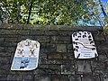 Sanctuary Project plaques, Stow Hill, Newport, September 2018 09 51 19 372000.jpeg