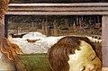 Sandro botticelli e bottega, venere e tre putti, 1475-1500 ca. 04 barca.jpg