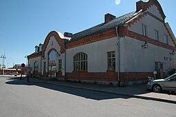 Sandvikens jernbanestation