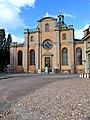 Sankt Nikolai kyrka- Церковь Святого Николая. - panoramio.jpg