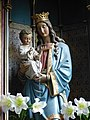 Sankt Oswald bei Freistadt Pfarrkirche - Altar Maria 3.jpg