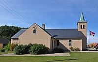 Sankt Stefans Kirke, andelslandsbyen Nyvang.jpg