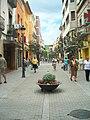 Sant Feliu de Guixols, carrer Major - panoramio.jpg