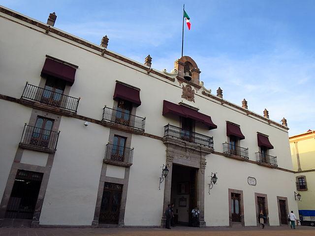 Palacio del Gobierno del Estado
