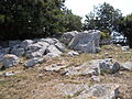 Santuario di Monte Sant'Angelo. Campo trincerato - Auguraculum 2.JPG